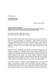 Lettera ai municipi (pdf, 15KB) - AARDT
