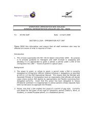 Internal Administration Circular 08-06 PDF - Immigration New Zealand