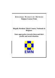 "EMN Reseach Project II: ""Illegally Resident Third Country Nationals ..."