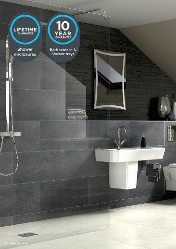 shower enclosures - Iflo