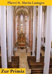 PDF (4,3 MB) - Pfarrei Lauingen
