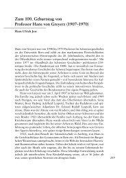 BZ 4_2007.indb - Berner Zeitschrift für Geschichte