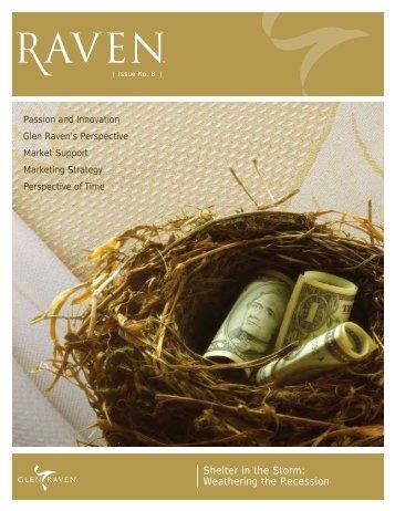 Raven Issue No. 8 - Glen Raven, Inc