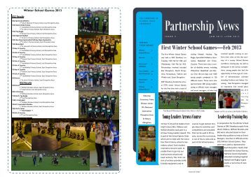 to read the latest edition of - St Leonard's CE Primary School ...