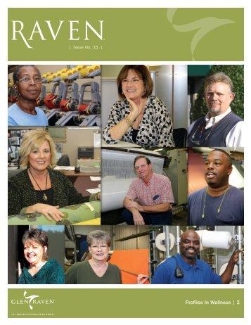 Raven Issue 15 - Glen Raven, Inc