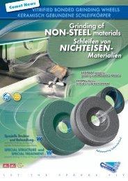 NON-STEEL materials NICHTEISEN-