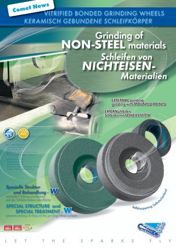 NON-STEEL materials NICHTEISEN-