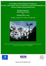 Woody Invasive Species - Especes-envahissantes-outremer.fr