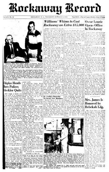 2 - Rockaway Township Free Public Library