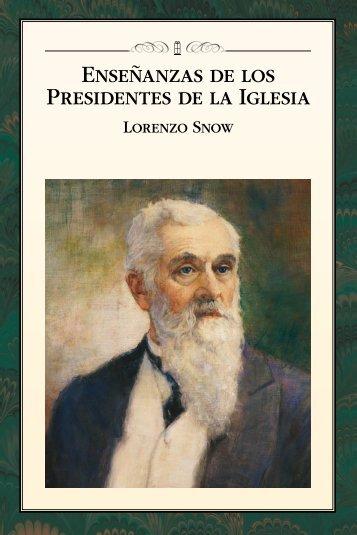 Enseñanzas de los Presidentes de la Iglesia