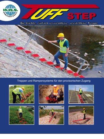 Treppen verstellbar - FERESTA GmbH