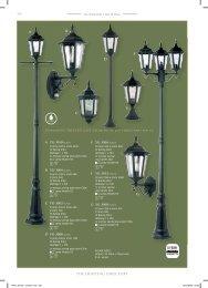 Chromate-treated cast aluminium lanterns and posts ... - LUCKINSlive