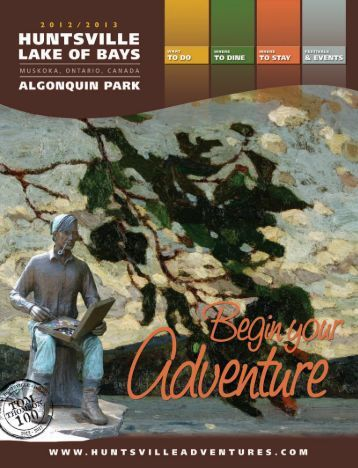 Download Visitor Guide - Huntsville Adventures