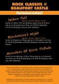 ROCK CLASSICS @ BEAUFORT CASTLE - Seite 5