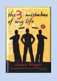 3 Mistakes Of My Life (FlipBook)