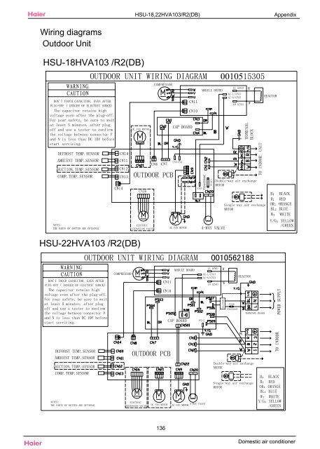 Wiring Diagrams Outdoor U