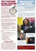 Swanlea News issue 60 - Swanlea School - Page 6