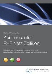 NEU! - R+F Netz Zollikon