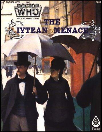 The Iytean Menace