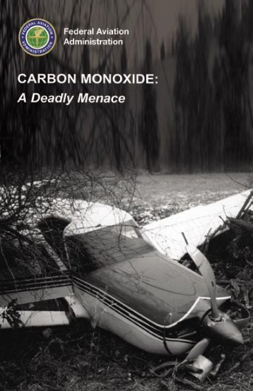 Carbon Monoxide: A Deadly Menace - FAA