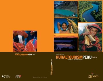 Rural Tourism in Peru
