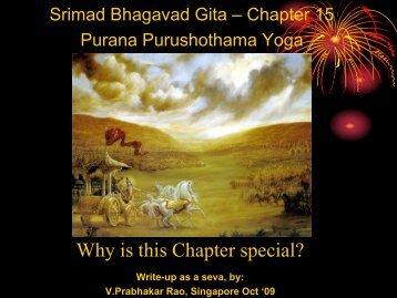 Srimad Bhagavad Gita - Rayarusgrace.org