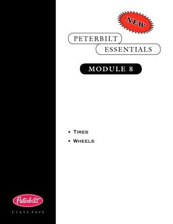 PETERBILT Module 8 ESSENTIALS NEW