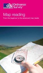 Map Reading Booklet - Ordnance Survey Leisure