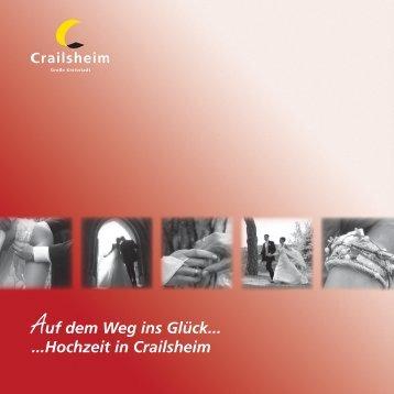 Auf dem Weg ins Glück... ...Hochzeit in Crailsheim