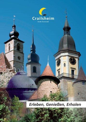 Erleben, Genießen, Erholen - Crailsheim
