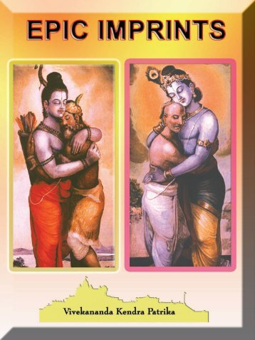 Epics in Imprints-1.pdf - Vivekananda Kendra Prakashan