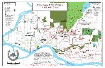 Map Of Maple Ridge