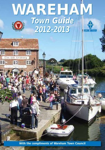Town Guide - Wareham Town Council