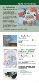 26 MAY ~ 10 JUNE - Purbeck Art Weeks - Page 5