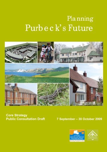 Planning Purbeck's Future - Dorsetforyou.com