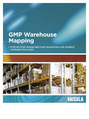 GMP Warehouse Mapping (pdf, 1402KB) - Vaisala