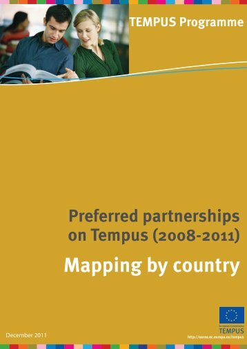 (2008-2011) - Mapping by country - EACEA - Europa