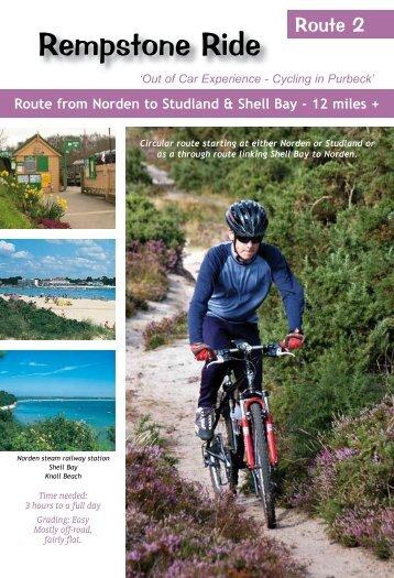 Route 2 Rempstone Ride