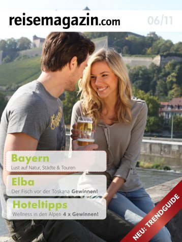 iPhone Reisemagazin.com 06 2011