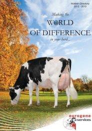 W RLD OF DIFFERENCE - Eurogene