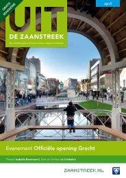 Evenement Officiële opening Gracht