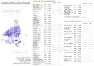 essential oils - Laboratoire Sainte Victoire