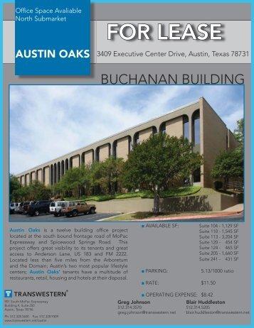 Austin Oaks-Buchanan.indd - Austin - Transwestern