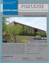 Austin Oaks-Medina.indd - Austin - Transwestern