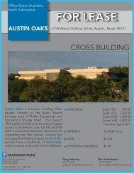 Austin Oaks-Cross.indd - Austin - Transwestern