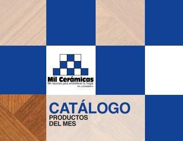 Descargar Catálogo de Productos - Mil Cerámicas