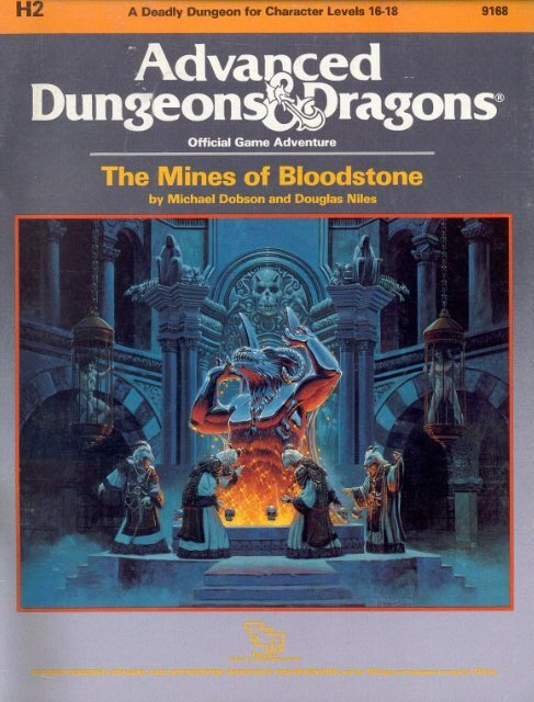 H2 The Mines Of Bloodstone pdf - Free