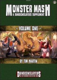 8 page PDF (2.2MB) - Dungeonslayers