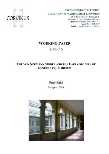 WIPO Economic Research Working Papers