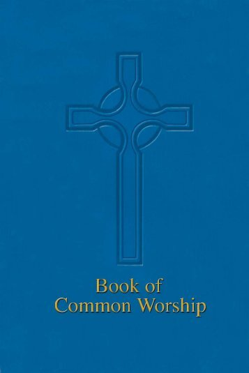 PC(USA) Book of Common Worship - Book of Order